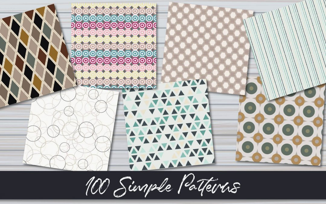 100 Simple Patterns Project