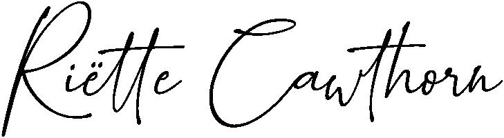 Riëtte Cawthorn