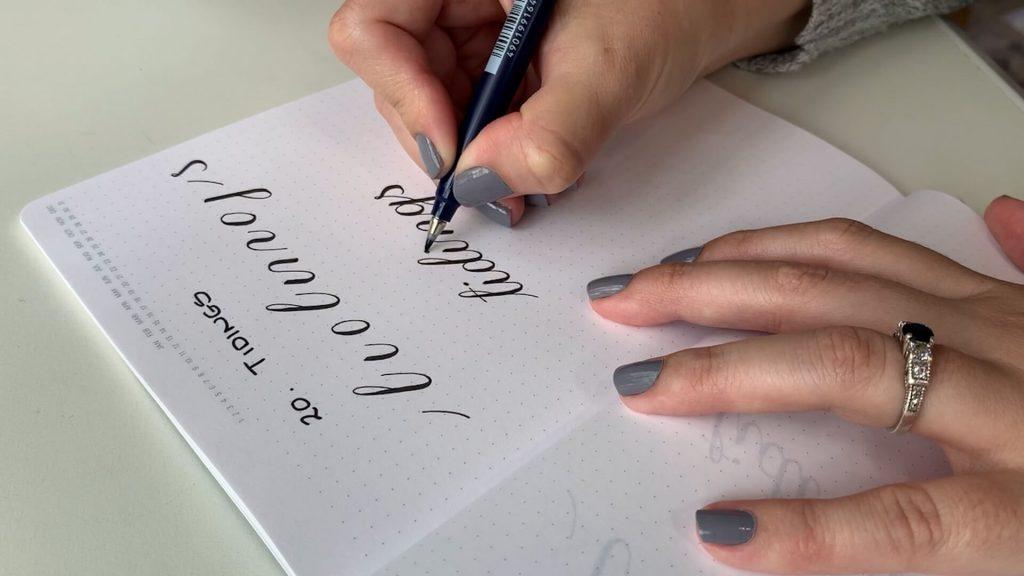 26 words in basic strokes word 20 tidings